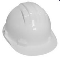 Casco 5-RS color Blanco. Gama Básica