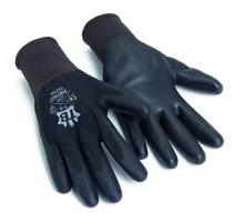 Guante de nylon® sin costuras con recubrimiento de PU